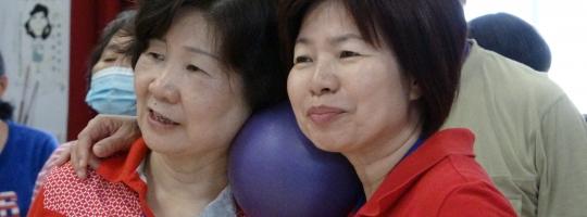 [USR第二期]1100326年長者關懷服務日「快樂運動,健康活百二」